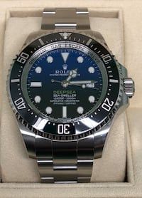 ROLEX Deepsea Sea-Dweller James Cameron MINT CONDITION!  Costa Mesa, 92627
