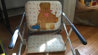white and blue bear printed padded armchair Jefferson City, 65101