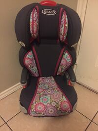 black and red floral car seat Brownsville, 78521