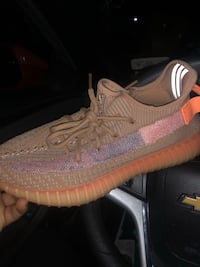 Yeezy clay size 7 Dunn Loring, 22182