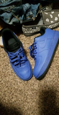 Blue air force 1s Temple, 76502