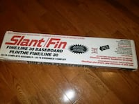 Slant/Fin 3ft hydronic heater and enclosure  Middletown, 07748