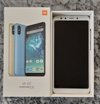Mi A2 Gold 6GB + 128GB Android One TORONTO
