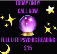 Tarot card reading call now for A free sample Honolulu
