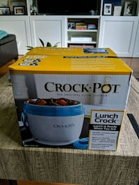 Brand New Crock Pot. Mississauga, L5N 1J2