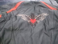 Real leather jacket. size Small Knoxville