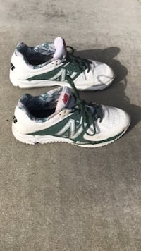 New balance turf shoes.  t4040sg2 11.5 size