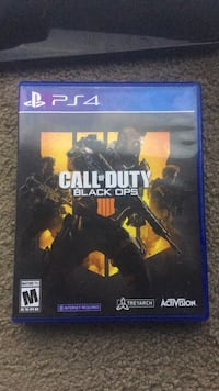 Ps4 call of duty black ops 3 game case Oxon Hill, 20745