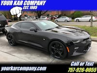 Chevrolet Camaro 2016 Norfolk