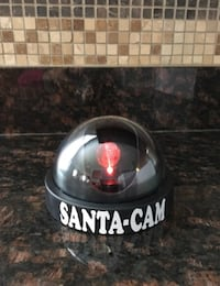 Santa Cam's  *Fake camera with a red light that stays on and kids think Santa is watching!!! Keeps kids in check great to use kids do homework with out fighting!!!  New York, 10310