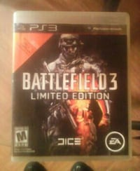 BATTLEFIELD 3 LIMITED EDITION FOR PS3.