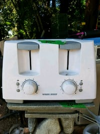 white and gray electric appliance Maple Ridge, V2W 1M4