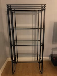 3 tier glass shelving unit  Cavan-Millbrook-North Monaghan, K0L 1G0