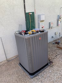 Air conditioner/ heater(furnace)