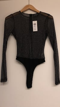 Black w/sparkle top,NWT size M from Honey...Great for holiday season.. Brampton, L6S 2Z6