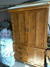 brown wooden cabinet with drawer Ottawa, K2J 5C2
