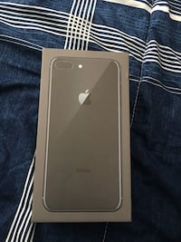 Black iPhone 8  brand new never used !!