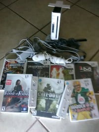 Wii system, games&controllers Mesa, 85205