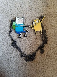 Adventure Time Finn and Jake necklace Windsor, 23487