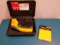 FLUKE 63 IR THERMOMETER (infrared) Washington