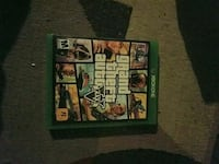Grand Theft Auto Five Xbox One game  Twin Lakes, 53181