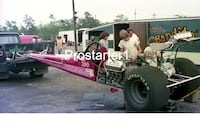 "Shirley Muldowney ""FRITO BANDITO"" Top Fuel Dragster 4x6 Color Drag Racing Photo Smyrna"