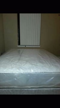 Full size new mattress and box spring  Antelope, 95843