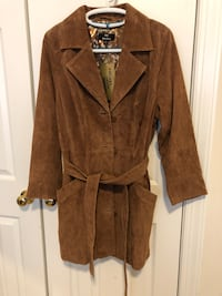 New with tags; washable suede jacket size 1X by Dennis Basso Clarksburg, 20871
