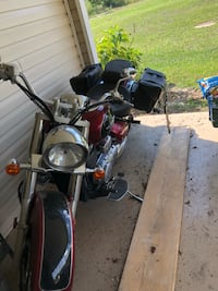 2007 Suzuki Boulevard C50 800cc motorcycle with saddlebags Valdosta, 31601