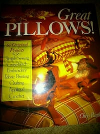 Great pillows book  London, N5W 2Y8