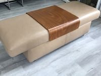 Beautiful Scanhome Scan Home Double Ottoman in Pioneer Olive Brown Wasilla, 99654