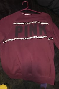 Pink Victoria secret long sleeve Youngstown, 44505