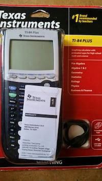 Texas Instruments Scientific Calculator McAllen