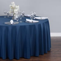 10 Round Polyester tablecloths 132 inch North Las Vegas, 89031