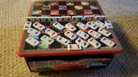 Two games, board w/ drawer. Lightning McQueen Saint Albans City, 05478