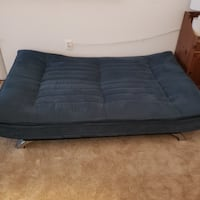 FREE Full-Size Scandinavian Style Futon Couch GERMANTOWN