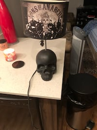 Sons of Anarchy Lamp Edmonton, T6M