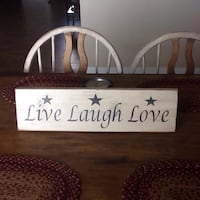 Live laugh love sign Taneytown, 21787