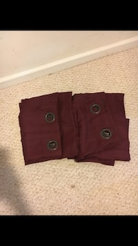 women's maroon denim vest 23 km