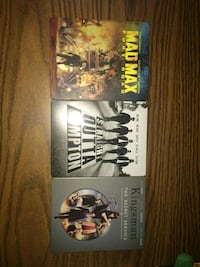 Blu-ray Steelbooks for Sale! Edmonton, T6M 2Z2