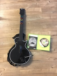Metallica guitar hero bundle Xbox 360 Vienna, 22031