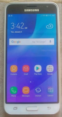 Samsung Galaxy Amp Prime - 16gb - Unlocked San Francisco, 94131
