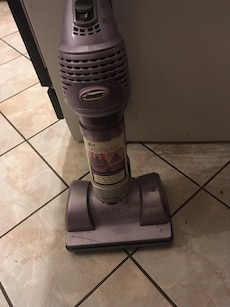 grey Vagstar upright vacuum cleaner