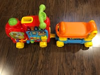 VTech Sit to Stand Ultimate Alphabet Train Mississauga, L5L 5P2
