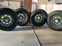 4 mb wheels and tires buy today 500 Houston, 77018