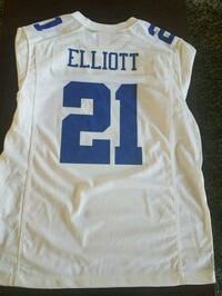 white and blue Manning 18 jersey Dale City, 22193