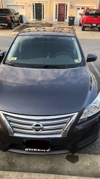 2014 Nissan Sentra 1.8 FE+ SV CVT Washington