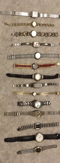 Assorted watches each $5 all for $70