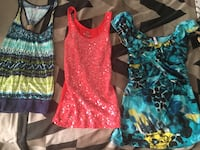 Tops - size small ($5 each or $12 for all) Suffolk, 23434