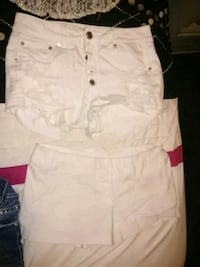 Ladies shorts and top  Shreveport, 71106